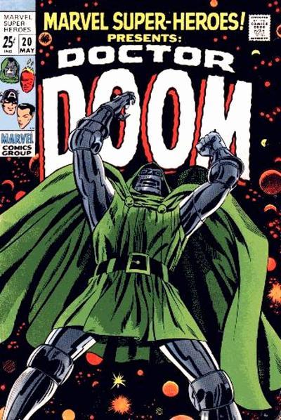 Marvel Super Heroes Presents 20