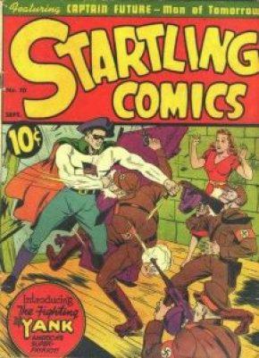 STARTLING COMICS #10