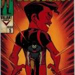Bloodshot Reborn #5 Dave Johnson 1:10 variant