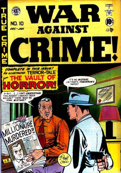 War Against Crime! #10