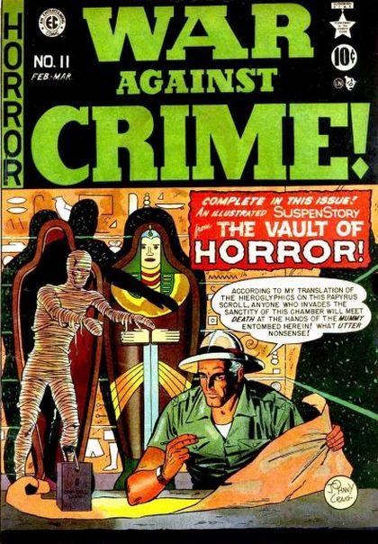 War Against Crime #11