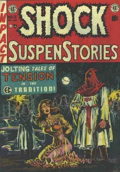 Shock Suspenstories #6