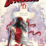 Daredevil: End of Days #3 David Mack Variant