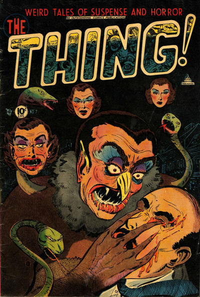 The Thing #7