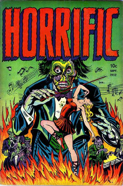 Horrific #1