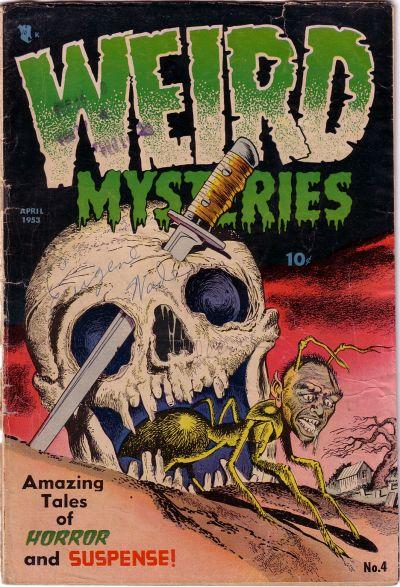 Weird Mysteries #4