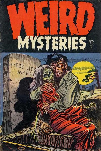 Weird Mysteries #12