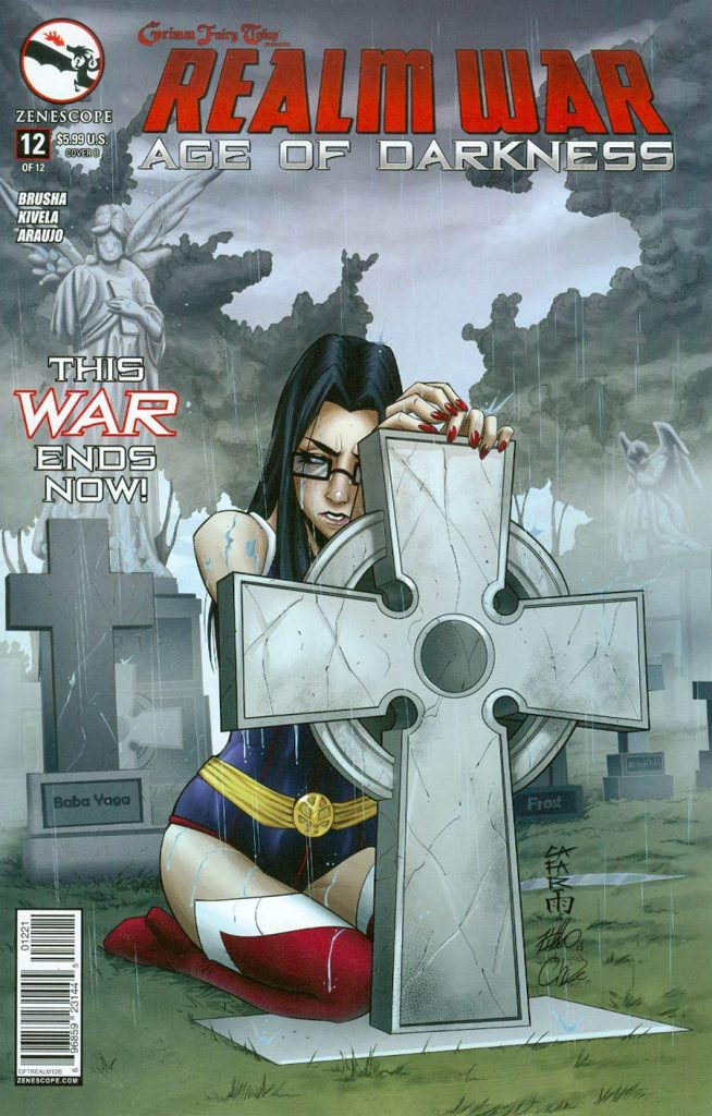 Grimm Fairy Tales Presents Realm War: Age of Darkness 12