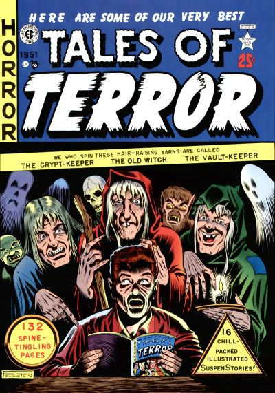 Tales of Terror Annual 1951
