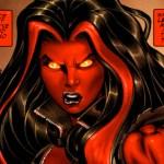 """Subject 13: Red She-Hulk AKA: Elizabeth """"Betty"""" Ross-Banner"""