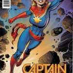 Captain Marvel #3 – 1:25 Art Adams Variant – July 2014