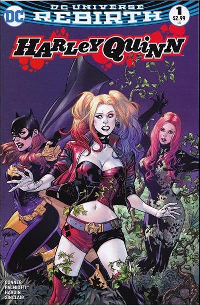 Harley Quinn #1 Zapp Comics