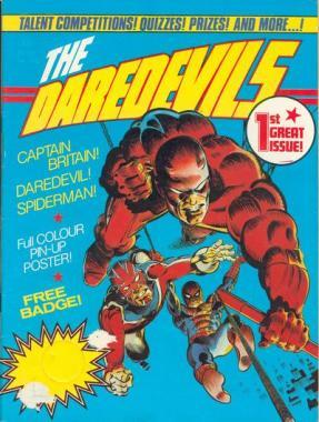 Daredevils #1