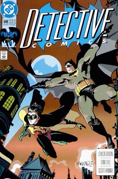 Detective Comics #648 - 1st as Spoiler