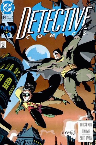 Detective Comics #648 - 1st as Spoiler