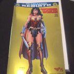NYCC 2016: Wonder Woman & Bloodshot