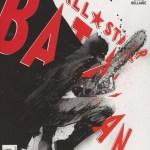The Zebra Batman vs Chainsaw Batman One