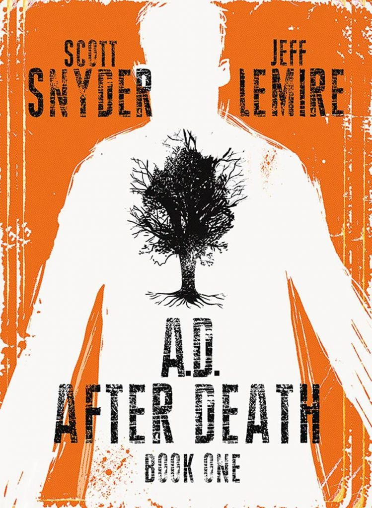 AD After Death #1