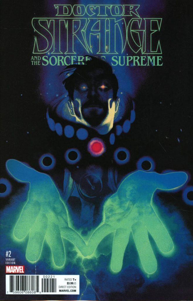 Doctor Strange And The Sorcerers Supreme #2 Frazer Irving 1:25 Variant