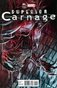 Superior Carnage #1 Marco Checchetto Variant