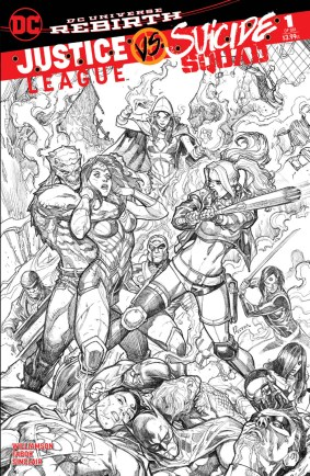 Penciled Variant