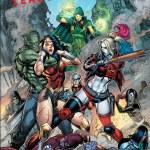 Win Justice League vs Suicide Squad #1 Chad Hardin Variants by M&M Comics