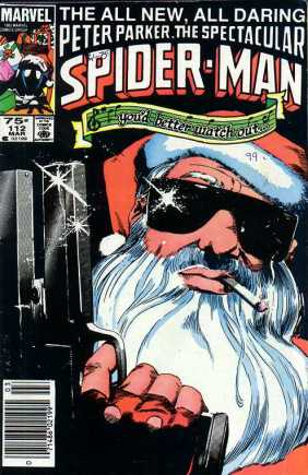 Spectacular Spider-Man 112