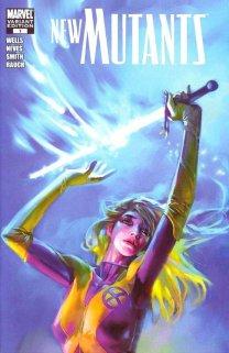 New Mutants Vol.3 #1C 1:15