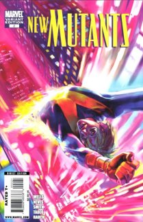 New Mutants Vol. 3 #2B Benjamin 1:15