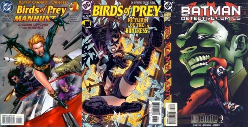 Subject 26 Birds Of Prey Cbsi Comics