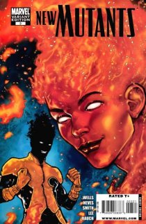 New Mutants Vol. 3 #3C Pierfederici 1:15