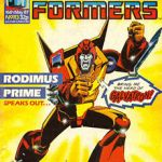 Transformers UK #113 (Guardians of the Galaxy Vol. 2 Character ?)