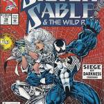 Silver Sable & The Wild Pack #18 & #19 – Nov-Dec 1993 – Steve Butler