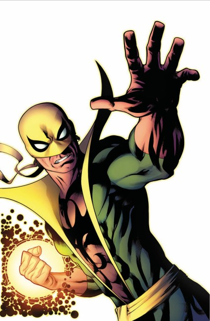 Iron Fist 1 virgin