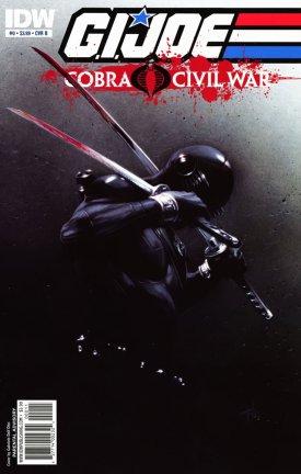 G.I. Joe: Cobra Civil War #0