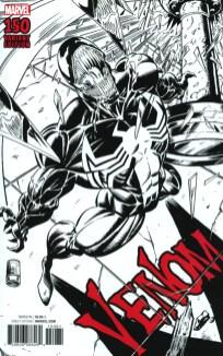Venom #150 Mark Bagley 1:2000 Variant