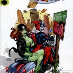 Heroes Con 17: Southern Bastards & Early Deadpool/Harley Quinn Panels