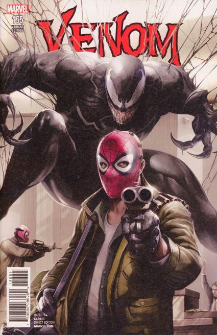 Venom #155 Mattina 1:50 Variant