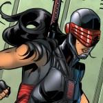 Dawn Moreno aka: Female Snake Eyes