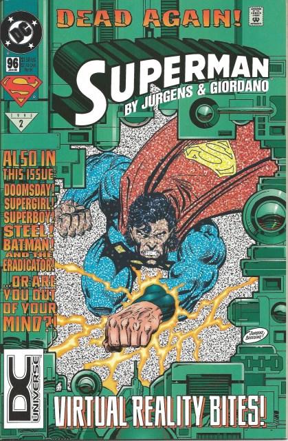 superman 96