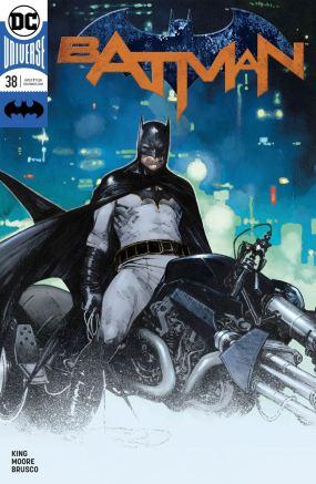 Batman Vol 3 #38 Cover B Variant Olivier Coipel Cover