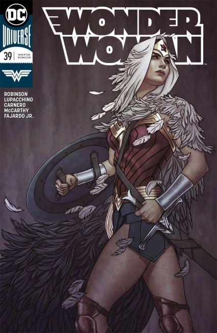 Wonder Woman Vol 5 #39 Cover B Variant Jenny Frison Cover