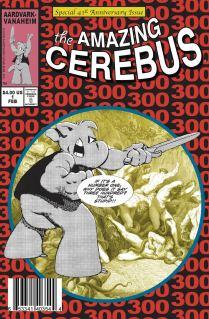 Amazing Cerebus #1