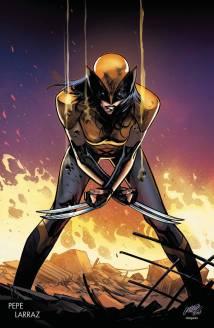 X-Men Red #1 Cover J Incentive Pepe Larraz Young Guns Variant