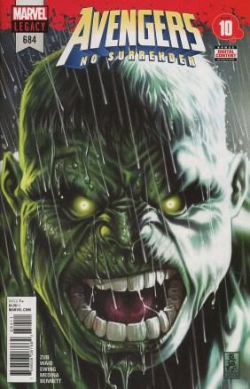 Avengers Vol 6 #684