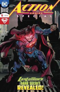 Action Comics Vol 2 Special #1 Cover A Regular Will Conrad Cover