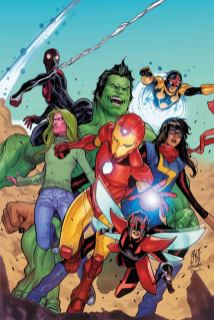 Champions (Marvel) Vol 2 #20