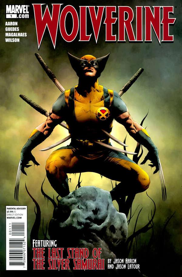 Wolverine #1 – Lee