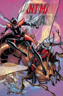 Ant-Man And The Wasp #1 Cover E Incentive Nick Bradshaw Variant Cover