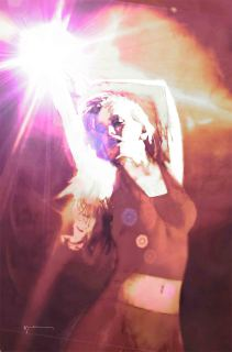 Dazzler X Song #1 Cover B Variant Bill Sienkiewicz Cover